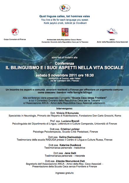 Il bilinguismo e i suoi aspetti nella vita sociale