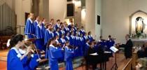 Concerto del coro ceco Motyli: Foto&More