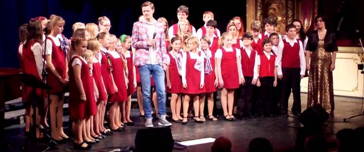 Concerto durante e dopo la santa messa: Coro dei Ragazzi di Usti nad Labem (Repubblica Ceca)
