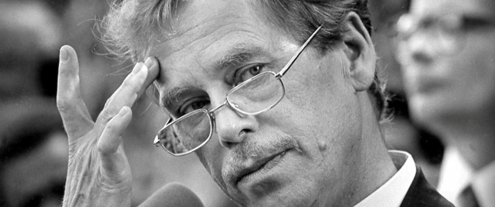 Due incontri dedicati a Vaclav Havel