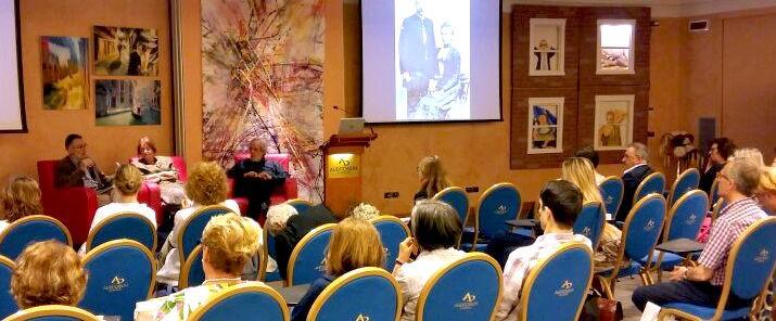 Fotografie dell'evento Visioni di Praga nel mondo di Jaroslav Seifert