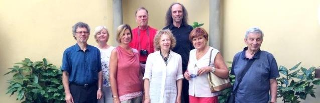 Senatori della Repubblica Ceca in visita a Firenz