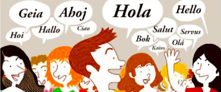 Mercoledì 9 Maggio al Caffè Astra: Bilinguismo e l'educazione linguistica dei bambini nell'ambiente multilinguistico  nella capitale d'Europa